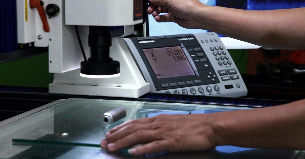 ISO 9001 認證金屬加工工廠